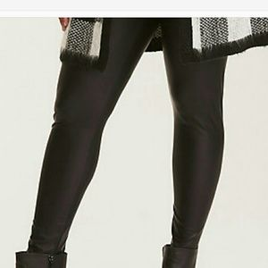 90418cc67be7a torrid Pants | Faux Leather Leggings | Poshmark